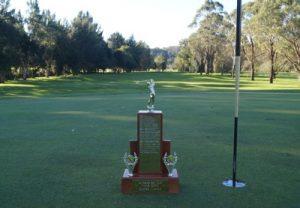 Jamberoo Open Trophy